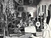 Picasso blanco negro