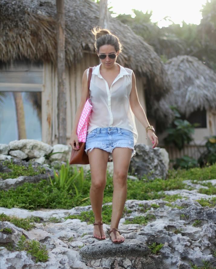 Papaya Playa Project Tulum 1st Outfit Paperblog