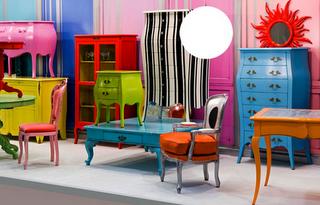 Los colores de los muebles y la decoracion del hogar - Cambiar color muebles ...