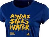 Adidas ahorra agua tecnología