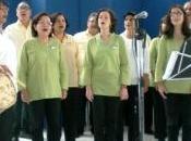 Coral Canta Mundo celebra aniversario concierto gratuito Sala Cabrujas