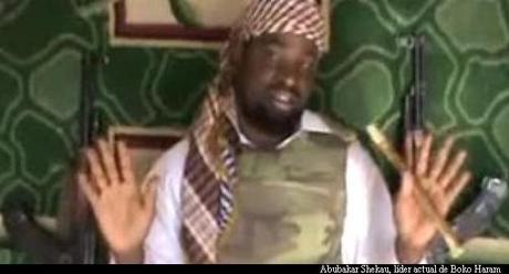 Boko Haram al presidente: