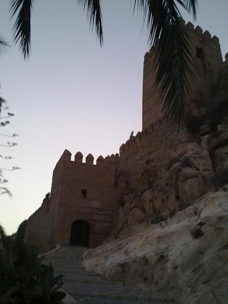 Atardecer en los muros de Shadizar
