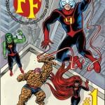 FF Nº 1 Matt Fraction Michael Allred Marvel NOW!