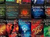 Título Revelado: Dark-Hunter, Sherrilyn Kenyon