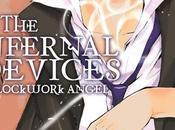 Portada revelada: Infernal Devices: Clockwork Angel (Manga) Cassandra Clare