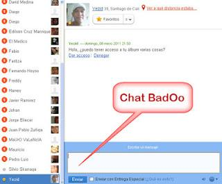 Badoo chat online