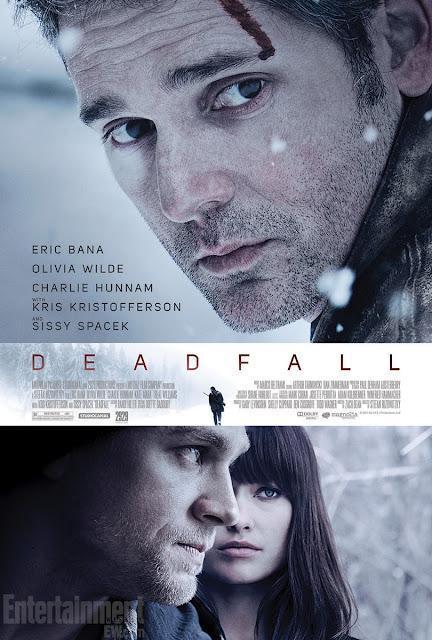 Eric Bana es un motherfucker en 'Deadfall'