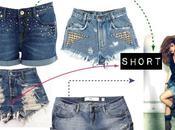Tendencia 2012: denim shorts toda hora