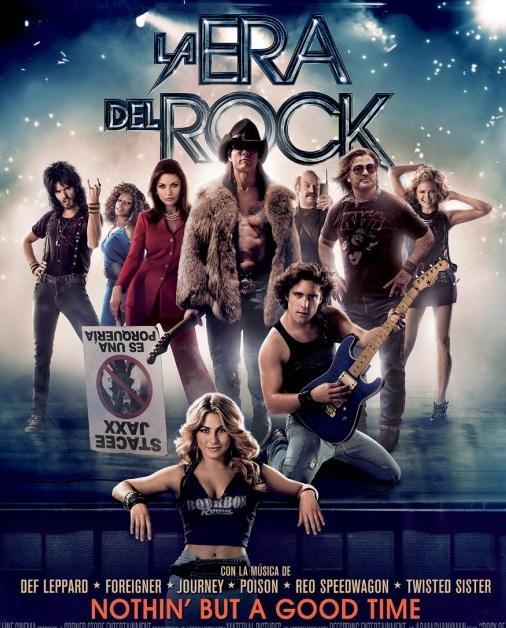 La Era Del Rock [2012] [Dvdrip] [Latino]