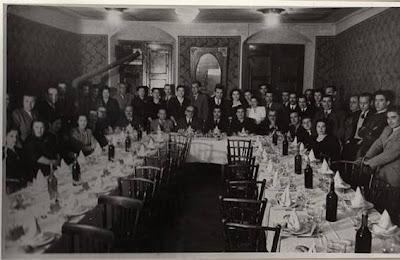 Comida homenaje a los fundadores del Club Ajedrez Vic