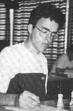 Lluis Comas, Campeón de España de Ajedrez absoluto en 1993