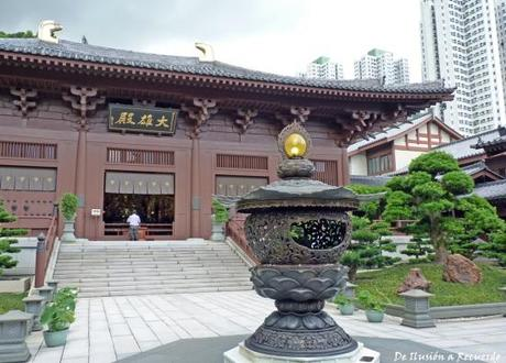 Nan Lian Garden en Hong Kong