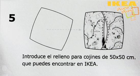 como hacer fundas para cojines