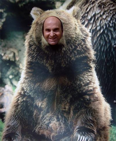 Un Grizzly muy particular