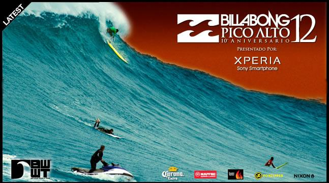 Billabong Pico Alto 2012