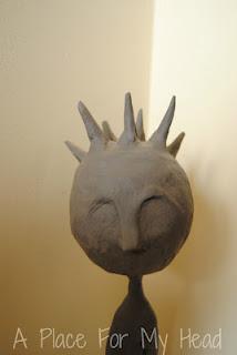 Creando una escultura