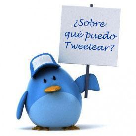 Twitter en Español: 5 consejos para cuando te preguntas sobre qué tweetear