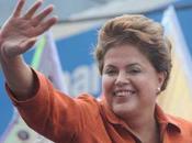 Presidenta Rousseff saluda atletas olímpicos brasileños