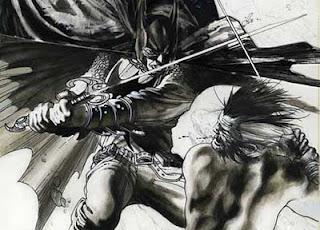 BATMAN DE GRANT MORRISON (III): LA RESURRECCIÓN DE RA´S AL-GHUL