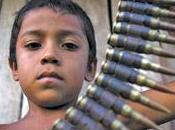 miles niños soldados Colombia