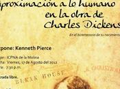"Dialogo Literario (vie. agosto): ""Aproximacion humano obra Charles Dickens"""
