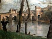 paso salvador sobre incierto, puente entre realismo impresionista, verdad.
