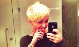 Noticia - Miley Cyrus cambia radicalmente de look