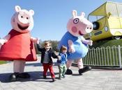 parque atracciones peppa pig.