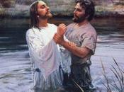 bautismo: primer paso como seguidores
