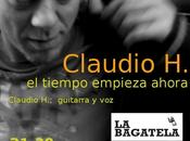 Claudio concierto