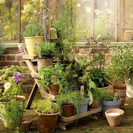 Peque os jardines con estilo paperblog - Jardines con estilo ...