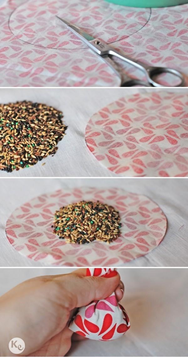 Diy 39 saquitos de tela fabric bags paperblog - Saquitos de tela ...