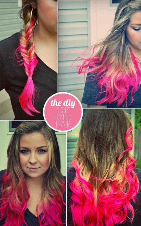Каким цветам покрасить волосы