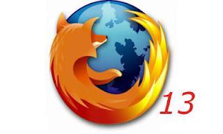 Firefox 13.0.1, nueva versión estable