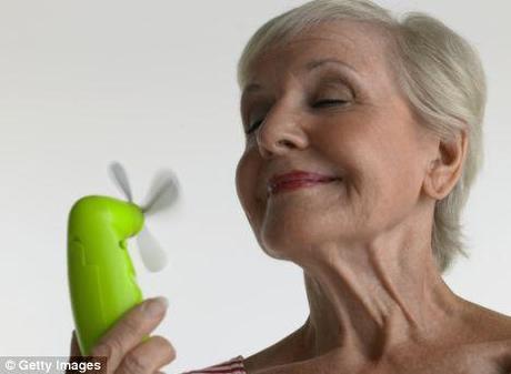 Porque hay Acaloramiento al llegar la Menopausia
