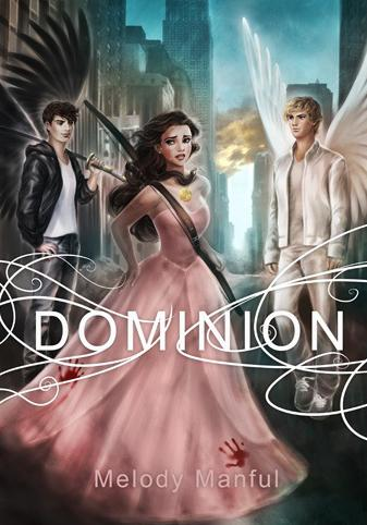 Portada y extracto revelados: Dominion (Guardian Angels #1) de Melody Manful