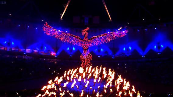 Simbolismos ocultos de los Juegos Olímpicos de 2012 Apertura y Clausura