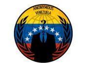 Anonymous Venezuela ataca