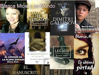 Crítica: EL MANUSCRITO: El Secreto de Blanca Miosi