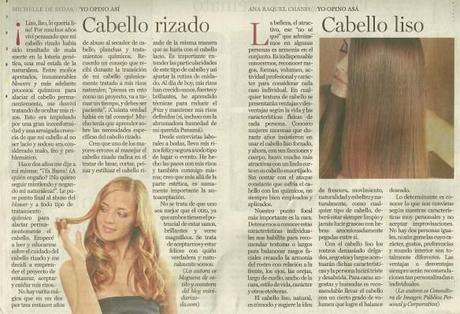 Mi Vida Rizada hace colaboración con periódico Panameño La Prensa