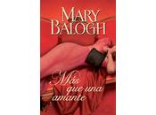 amante Mary Balogh