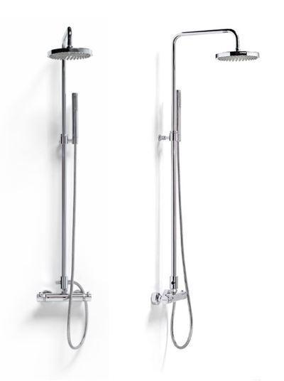 Caracteristicas De La Regadera De Baño:Es la columna de ducha LUE, que podéis buscar en la página de