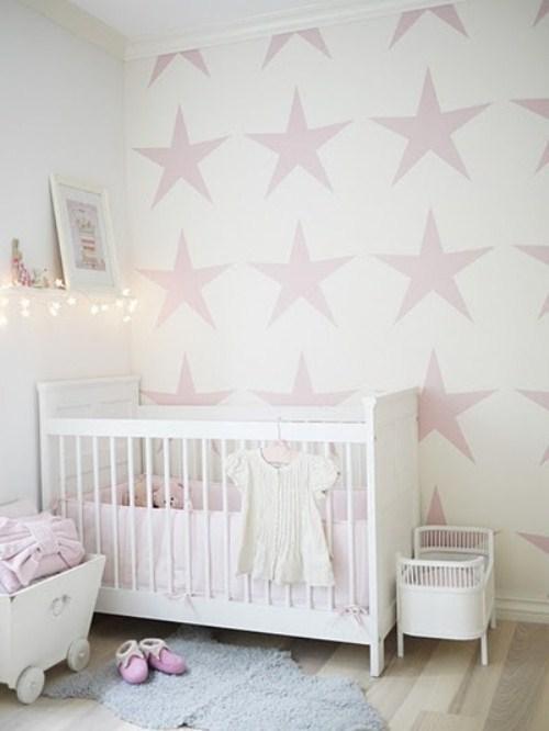Habitaciones para bebes paperblog - Kamer bebe pastel ...