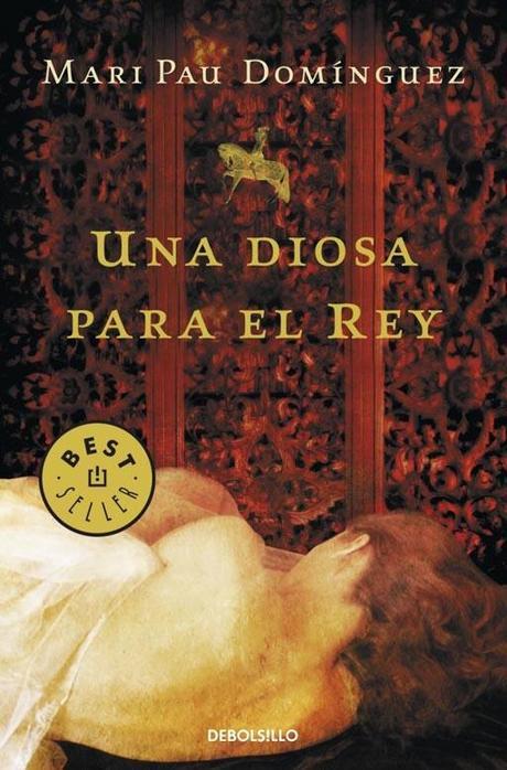 Mari Pau Dominguez desvela el amor secreto de Felipe II en 'Una diosa para el rey'