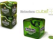 Heineken cubo