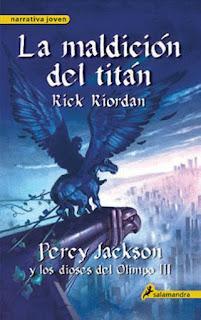 Percy Jackson I: El ladrón del rayo