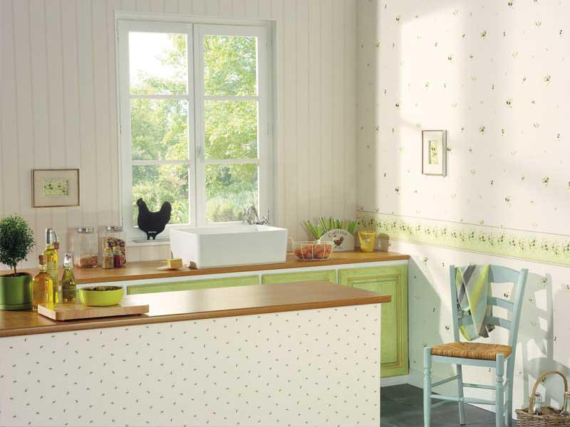 Empapelar encima de azulejos paperblog - Se puede poner papel pintado sobre gotele ...
