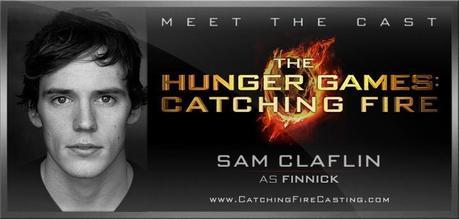 Oficial: Sam Claflin como Finnick