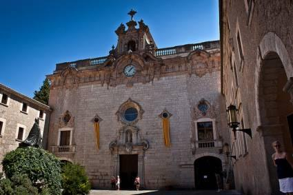 Monasterio de Lluc - Paperblog